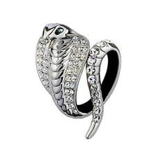 Men's Business Suit Brooches Pins Women Scarf Brooch, Snake