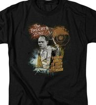 The Twilight Zone t-shirt Another Dimension retro Sci-Fi graphic tee CBS765 image 3