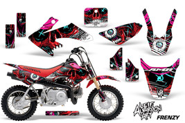 Honda CRF50F Dirt Bike Graphic Sticker Kit Decal Wrap MX 2004-2013 FRENZ... - $59.95