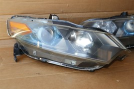 10-11 Honda Insight EX Headlight Lamps Light Set LH & RH image 2