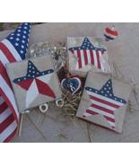 R-47 Patriotic Stars patriotic cross stitch chart Rovaris   - $12.00