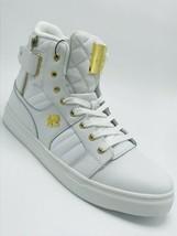 Men's Vlado Midas White | Gold Boots  - $149.00