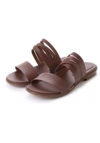 Primary image for Timberland Women's Cherrybook Slide Brown A18ZL Sandals. Size: 8.5M