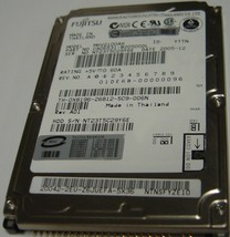 "NEW MHV2100AH Fujitsu 100GB 2.5"" 9.5MM IDE 44PIN Hard Drive Free US Ship"
