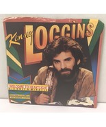 "Kenny Loggins Welcome to Heartlight / Only A Miracle 45 rpm 7"" Record w/... - $14.29"