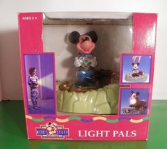 Disney Mickey's Stuff for Kids Flashlight LIGHT PALS Janex Corporation 0... - $27.67
