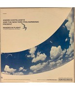 Andre Kostelanetz and The New York Philharmonic - Images in Flight LP Re... - $10.88