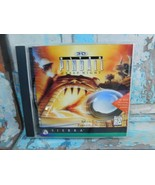 3D Ultra Pinball Creep Night (W/ Jewel Case)  CD-ROM  VG Sierra - $14.84
