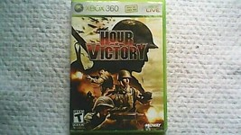 Hour of Victory (Microsoft Xbox 360, 2007) - $7.99