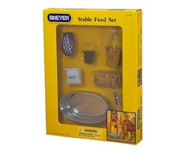 Breyer 2486 Stable Accessories Set very well done traditional size   <> - $17.41