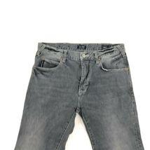 Armani Men's Gray Jeans Straight 32 image 5