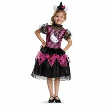 Hello Kitty Witch Classic Costume, Small 4-6x - $23.90