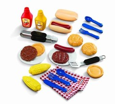 Little Tikes Backyard Barbeque Grillin' Goodies - $19.87