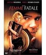 Femme Fatale DVD  - $0.00
