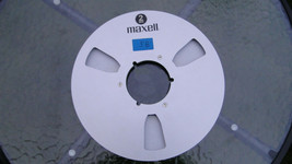 Vintage Maxell Empty Reel MR-10 - $45.03