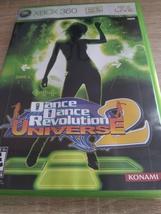 MicroSoft XBox 360 Dance Dance Revolution: Universe 2 image 1