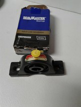 "SealMaster Seal Master NP-14 7/8"" Ball Bearing Pillow Block New"