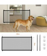 Dog Barrier Magic Mesh Pet away Safe Guard Fence Enclosure Easy Install - $9.79