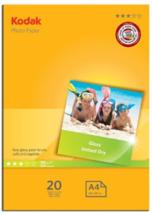 """Kodak Inkjet Glossy Photo Paper A4 20 Sheets (11.7"""" x 8.3"""") 5740-512 - $8.05"""