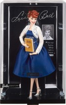 NEW SEALED 2021 Mattel Lucille Ball Barbie Doll I Love Lucy - $79.19