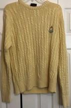 Men's Vintage CHAPS-RALPH Lauren 90'S Coogi Style Sweater Size Medium - $33.24