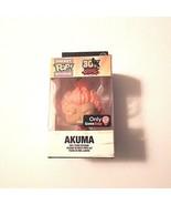 Funko Pocket POP Street Figher Akuma Keychain  - $9.41