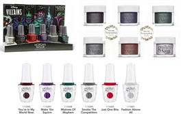 Harmony Gelish Xpress Dip - Disney Villains Fall '20 Trio X 6 Colors - $148.49