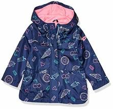 Osh Kosh Girls' Little Perfect Rainjacket Rainslicker Raincoat, Favorite... - $40.27