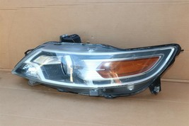 2010-12 Ford Taurus Halogen Headlight Head Light Lamp Driver Left LH image 1