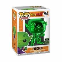 Funko Pop Dragon Ball Z Piccolo Chrome green limited Edition - $40.74