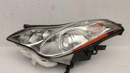 08-09 Infiniti EX35 Halogen HeadLight Lamp Driver Left LH image 3