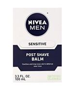NIVEA FOR MEN Sensitive Post Shave Balm 3.3 oz / 100 ml - $39.99