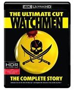 Watchmen Ultimate Cut (4K Ultra HD + Blu-ray) (2017)  - $18.95