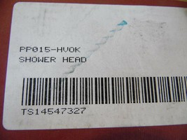 Price Pfister 015-HV0K Shower Head - $60.00