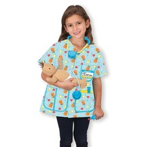 Melissa & Doug Pediatric Nurse Play Costume Set, Multi, 1 - $41.99