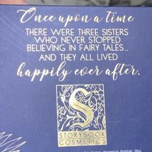 NEW UNSWATCHED Storybook Cosmetics Fairy Tales LITTLE BRIAR ROSE $50+value image 4