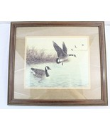 """""""HEADING NORTH"""" FRAMED PRINT LIMITED 31/100 BY HELEN CLEVELAND (CANADIAN... - $44.55"""