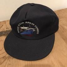 Totem Ocean Trailer Express Vintage Snapback Hat - $14.84