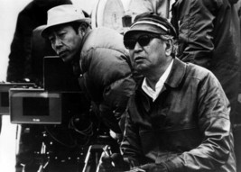 Akira Kurosawa Japanese legendary director on set Kagemusha 5x7 inch photo - $5.75