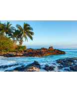 "Pa'ako Beach, Maui - 24"" x 36"" Stretched Canvas Print - Special Pricing - $199.00"