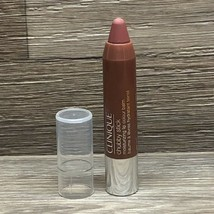 Clinique Chubby Stick Moisturizing Lip Colour Balm 02 Whole Lotta Honey Travel - $8.95