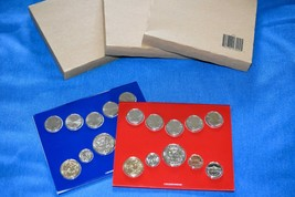 2019 P D US MINT UNCIRCULATED 20 COIN SET NO W LINCOLN PENNY SEALED BOX SKU C76 image 2