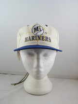 Seattle Mariners Hat - Drawstring Back by Apperal One - New with Tags - $55.00