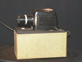 Kodaslide Projector Model 1 A USA AA19-1607Antique image 6