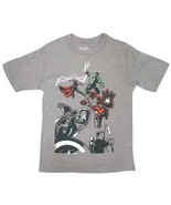Marvel Avengers Team Graphic Boys Ringer T-shirt  - $19.98