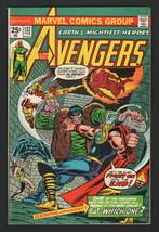 THE AVENGERS #132, 1975, MARVEL COMICS, FN+ CONDITION, KANG!   - $9.90