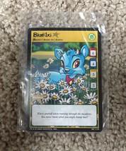 2004 Sealed Promo Neopets Tcg Blue Ixi Card Mp 1/15 - $2.95