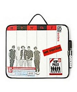 ONE DIRECTION Weekly Magnetic Dry Erase Board Set - NEW - $14.99