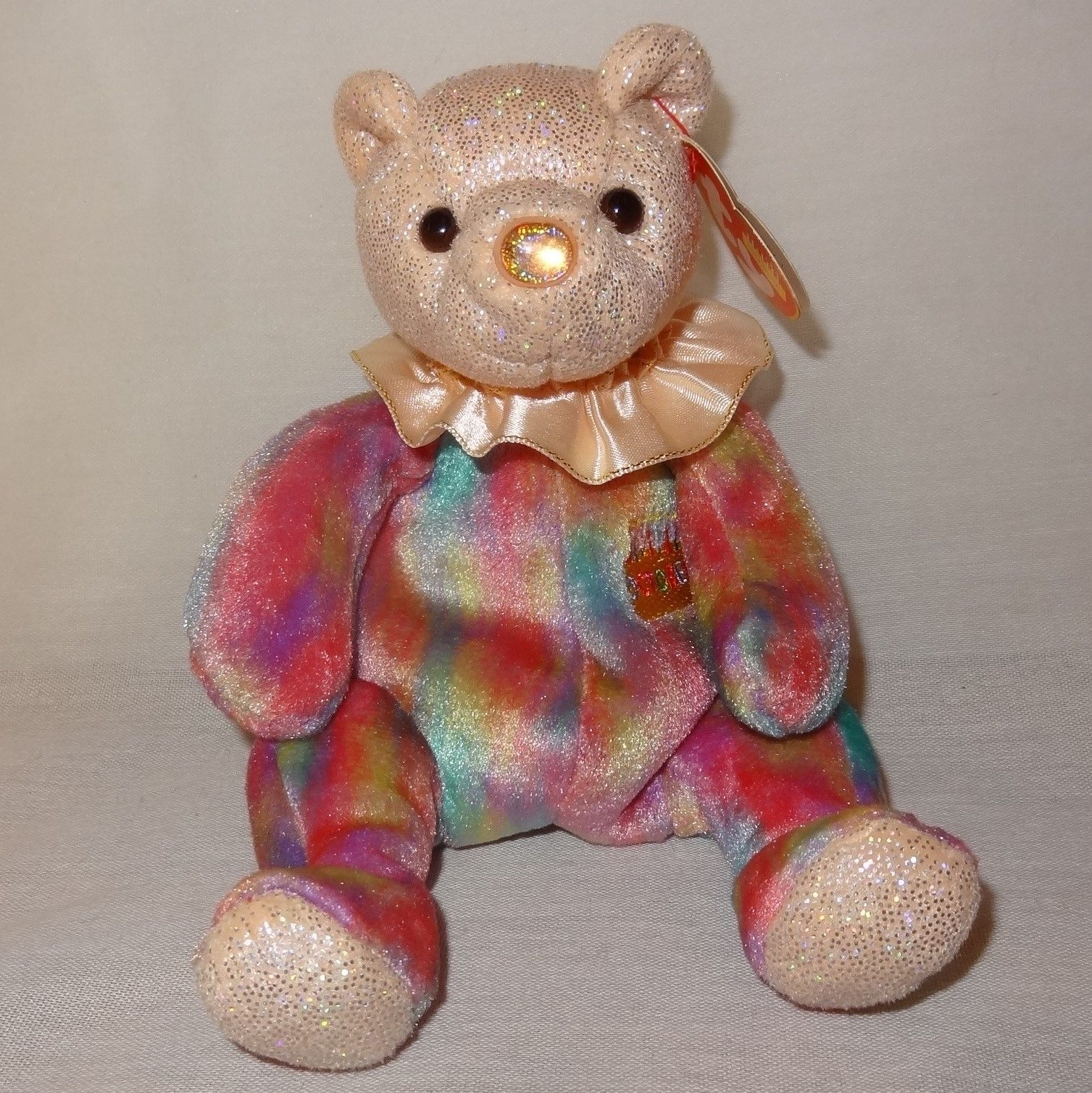 Teddy Bear October Birthday 2001 Ty Beanie and 16 similar items. 57 4ac8892ec42d