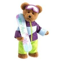 """Boyds Bear """"Maverick Snowbum"""" 12"""" Plush Bear- #4041848- NWT- 2014 - $29.99"""